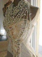 Pearls, pearls, pearls