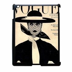 Vogue 2 1 iPad 2 Case