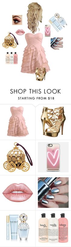 """""""Happy Birthday!"""" by gracie-annalee-adams on Polyvore featuring GUESS, Casetify, Lime Crime, Marc Jacobs and birthday"""