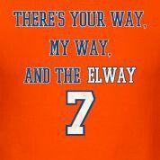 Broncos rule