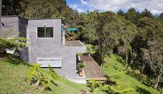 """House """"Lago en el cielo"""",© Camilo Duque"""