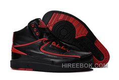 "finest selection f6ec9 5f7c9 2017 Air Jordan 2 ""Alternate  87"" Black Red Lastest NWdz3h, Price   92.00 -  Reebok Shoes,Reebok Classic,Reebok Mens Shoes"