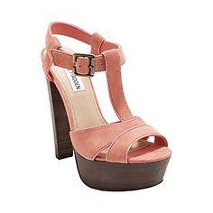 Coral heels <3 @Metropolis at Metrotown #Findwhatyoulove