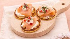 Ricetta Blinis - Le Ricette di GialloZafferano.it