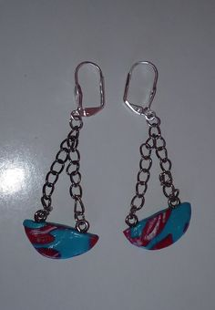 """Ohrringe """"lianas rojas"""" Ohrschmuck Piercing, Gifts For Her, Art Gallery, Drop Earrings, Personalized Items, Jewelry, Stud Earrings, Unique Gifts, Special Gifts"""