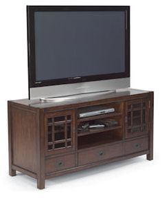 "Sonoma  Entertainment Base    Model 6625-06B  28""H x 56""W x 20""D"
