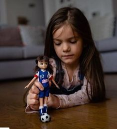 Lottie is much more than a princess fashionista, encouraging children to enjoy an active unplugged childhood, full of adventure. Girls Soccer Team, Soccer Outfits, Ready To Play, Boy Doll, Young Boys, Doll Accessories, Body Shapes, Outfit Sets, More Fun