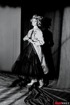Grimes inTeen Vogue, December 2013