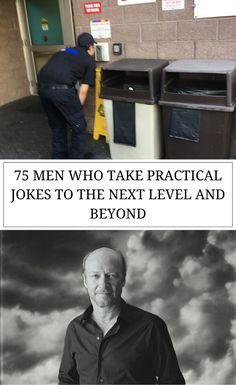 If you think you're having a bad day, just check out these 75 people. It turns out, things could be much worse. Their unfortunate luck got them into some hilariously awful situations. It's almost as if a little dark cloud follows them everywhere they go. 75 #Men #Who #Take #Practical #Jokes #To #The #Next #Level #And #Beyond # Husband Humor, Practical Jokes, Having A Bad Day, Dark Cloud, Relationship, World, Amazing, Funny, Men