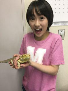 鬼! 工藤 遥|モーニング娘。'16 天気組オフィシャルブログ Powered by Ameba