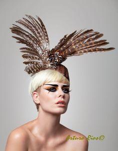 chapeau couture hats | Arturo Rios couture hat | not gonna ask | Pinterest