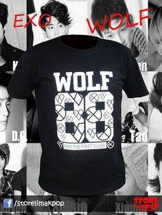 Polos EXO WOLF