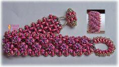 Trabajos Noelia con Abalorios   -   Noelia work with Beads