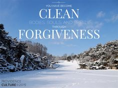 Become clean through forgiveness - Meet&Converse, Pastor Jung Myeong Seok, Christian Gospel Mission