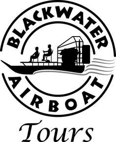 Blackwater Airboat Tours Logo