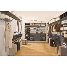 Delicieux FreedomRail Master Closet With Shoe Storage Contemporary Closet