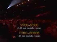 Vanessa Mae - Storm - Live at the Joulun tähti 1997 concert.