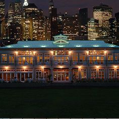 Liberty House Restaurant, Jersey City, NJ I've alwayyyyyys wanted to have my reception here!!!
