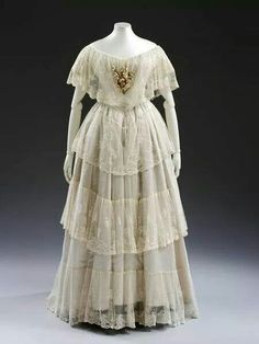 1840's gown