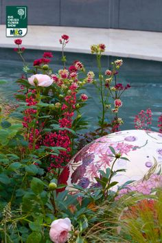 RHS Chelsea Flower Show - Show Garden - Positively Stoke-on-Trent Bartholomew Landscaping & Stoke-on-Trent City Council Partnership / repinned on Toby Designs