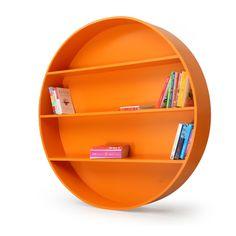 Naranja! Floor Book Shelf