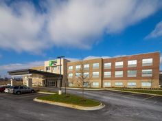 Alpena Mi Holiday Inn Express Suites Downtown United States North