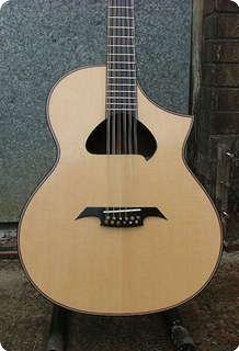 Prohaszka Guitars / 12 String Flattop Acoustic/ Daves Guitar
