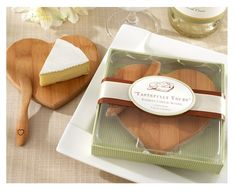 Put an eco-friendly spin on the wedding or bridal shower with the Tastefully Yours Heart-Shaped Bamboo Cheese Board. The bamboo cheese board set features a stunning heart shaped cheese board and a carved. Wedding Favors And Gifts, Elegant Wedding Favors, Wedding Shower Favors, Unique Weddings, Wedding Ideas, Wedding Stuff, Dream Wedding, Wedding Inspiration, Rustic Wedding