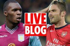 [20 September, 2014]++Free++Aston Villa vs Arsenal Live Streaming-imgur