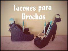 TACONES PARA TUS BROCHAS / NovedadesconKatherine
