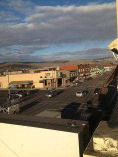 """My novel """"Promise"""" leads to an awareness of this. Downtown Yakima, WA"""
