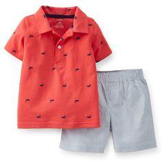 From : babykids.larisin.com Whale orange collared tee  short pant Size : 6 9 12 18 24 m Standard size Merk : carters Harga : 160.000 info: Line : ninda_fathir #celanaanak #celanajogeranak #celanaanakkece #celanaanaklaki #celanaanakperempuan #jogerpants #jogerkids #bajuanak #bajuanakkecil #bajuanaklaki #bajuanakperempuan #bajuanakbranded #bajubalita #bajubayi #bajuanakkece #dressanak #dressanaklucu #minidress #minidressanak #bajukoko #kokoanak #kemejaanak #kemejabayi #kemejabalita #jumper…