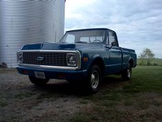 72 Chevy C-10 pickup