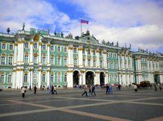 Museo del Patrimonio Nacional y Palacio de Invierno, San Petersburgo, Rusia
