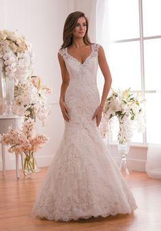 Jasmine Collection F171013 Wedding Dress - The Knot