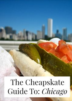 Want some cheap travel to Chicago? Click through for a local's recommendations…