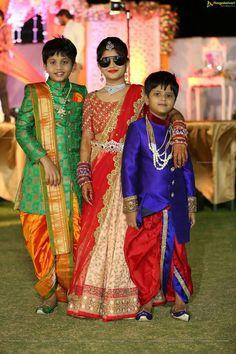 By the end of New York Fashion Week , we editors have probably se. Kids Dress Wear, Kids Wear, Indian Men Fashion, Boy Fashion, Kids Ethnic Wear, Indian Groom Wear, Baby Boy Dress, Leila, Wedding Sherwani