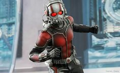 Ant-Man Sixth Scale Figure by Hot Toys