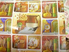 Vintage Nostalgic Paper  Sheet  30x24inches