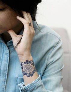 tatouage dentelle - Recherche Google