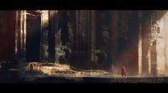 ArtStation - Sketchdump #1, Ivan Vujovic