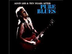 ALVIN LEE  TEN YEARS AFTER - Bluest Blues - http://music.ritmovi.com/alvin-lee-ten-years-after-bluest-blues/