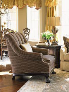 Florentino Cadorna Chair | Lexington | Home Gallery Stores