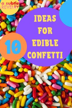 Confetti is one of the easiest ways to turn a regular donut, cake, or sweet treat into an instant party food. A donut is just better with edible confetti sprinkled on top! Learn how to make edible confetti on this pin! #confetti #edibleconfetti #partyhacks Diy Donut Bar, Diy Donuts, Party Hacks, Party Ideas, Diy Party Hats, Colourful Balloons, It Goes On, For Your Party, New Years Eve Party