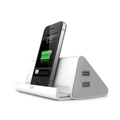 Would be nice if cradle of this product would accommodate iPad, iPhone or iPod