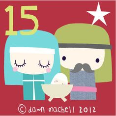 DAWN MACHELL - ADVENT DAY 15 - pop-i-cok