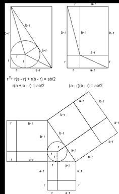 Pythagorean theorem and its many proofs pythagorean theorem proofs geometri Geometry Formulas, Mathematics Geometry, Math Formulas, Maths Algebra, Calculus, Pythagorean Theorem, Math Notes, Math About Me, Love Math