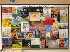 Bulletin Board @ Buckingham Elementary start of 2016