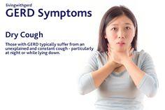 Living with Gerd: GERD Dry Cough