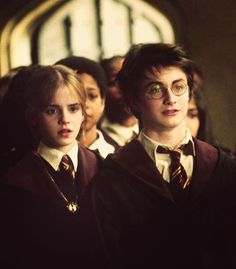 A Harry Potter and Hermione Granger Fanfic Harry is entering his fo Fanfiction Saga Harry Potter, Harry Potter Hermione Granger, Mundo Harry Potter, Harry Potter Feels, Harry Potter Ships, Harry James Potter, Harry Potter Pictures, Harry Potter Aesthetic, Harry Potter Characters